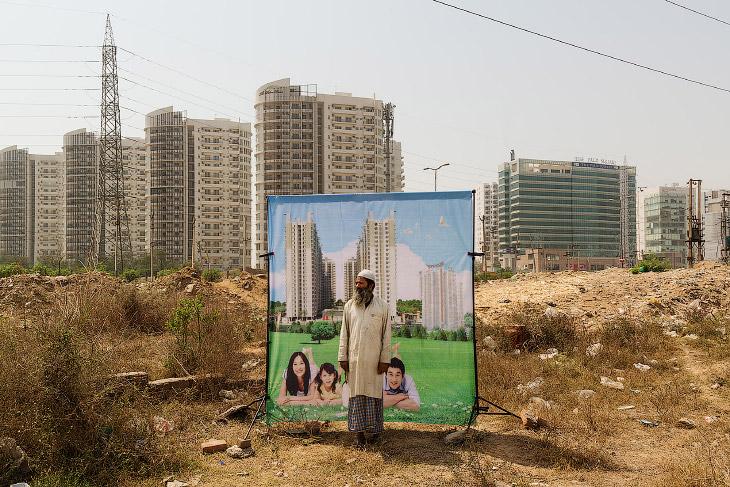Мечты плохого города (12 фото)
