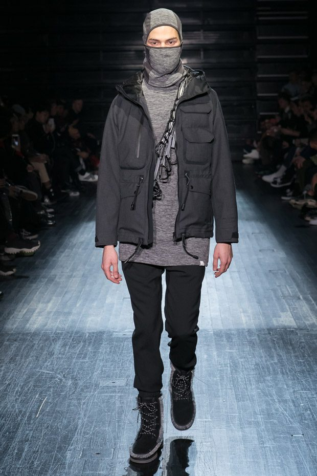 PFW: WHITE MOUNTAINEERING Fall Winter 2018.19 Collection