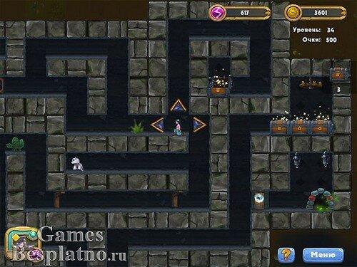 Замки и подземелья: Другой мир