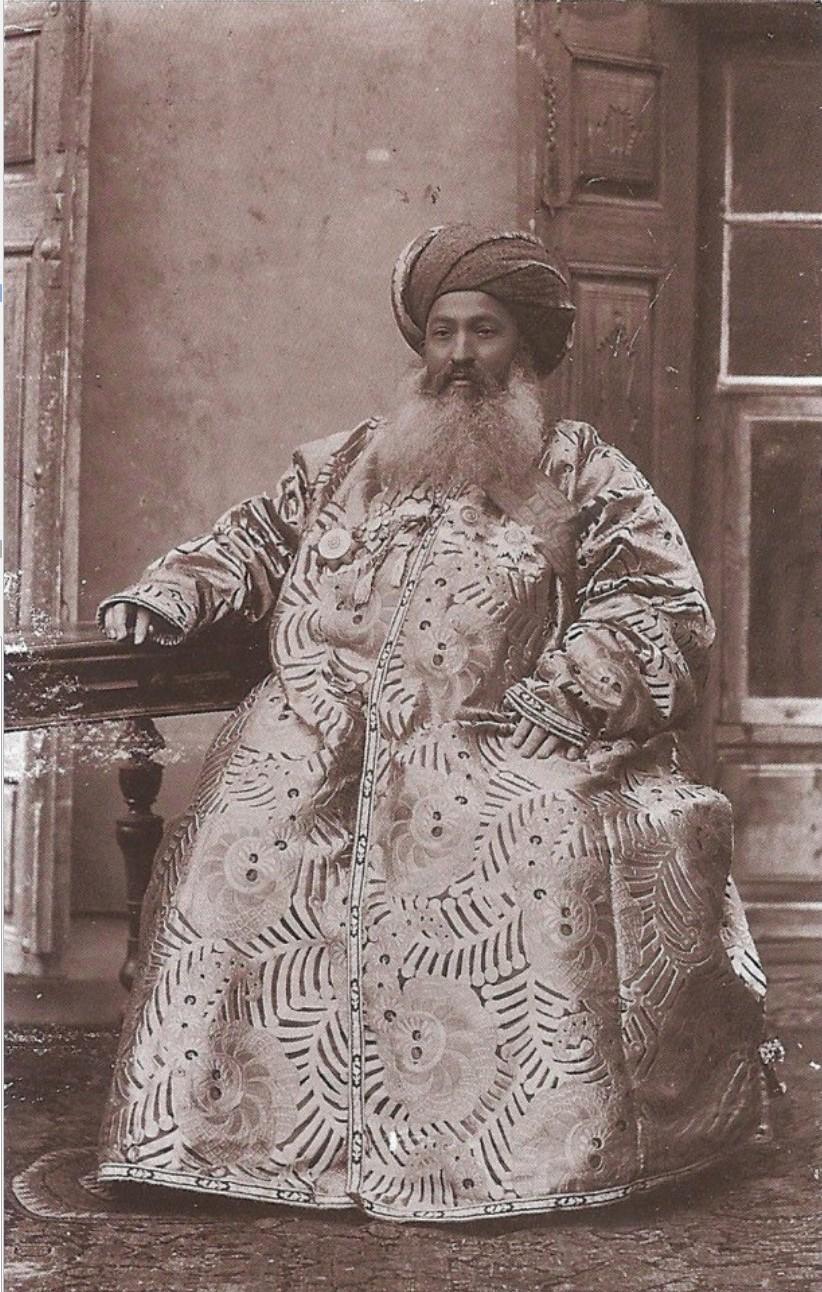Бухарский бей. 1909