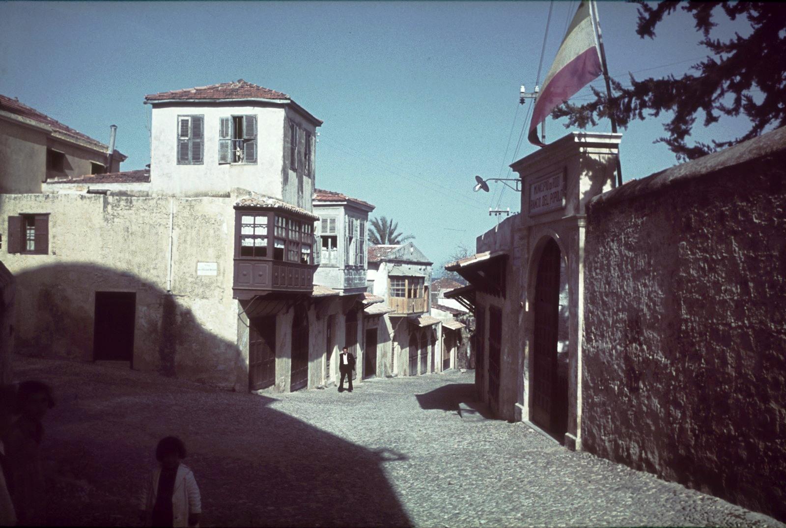 Палермо. Улица в городе