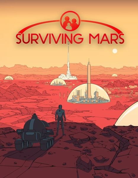 Surviving Mars (2018/RUS/ENG/MULTi7/RePack by xatab)