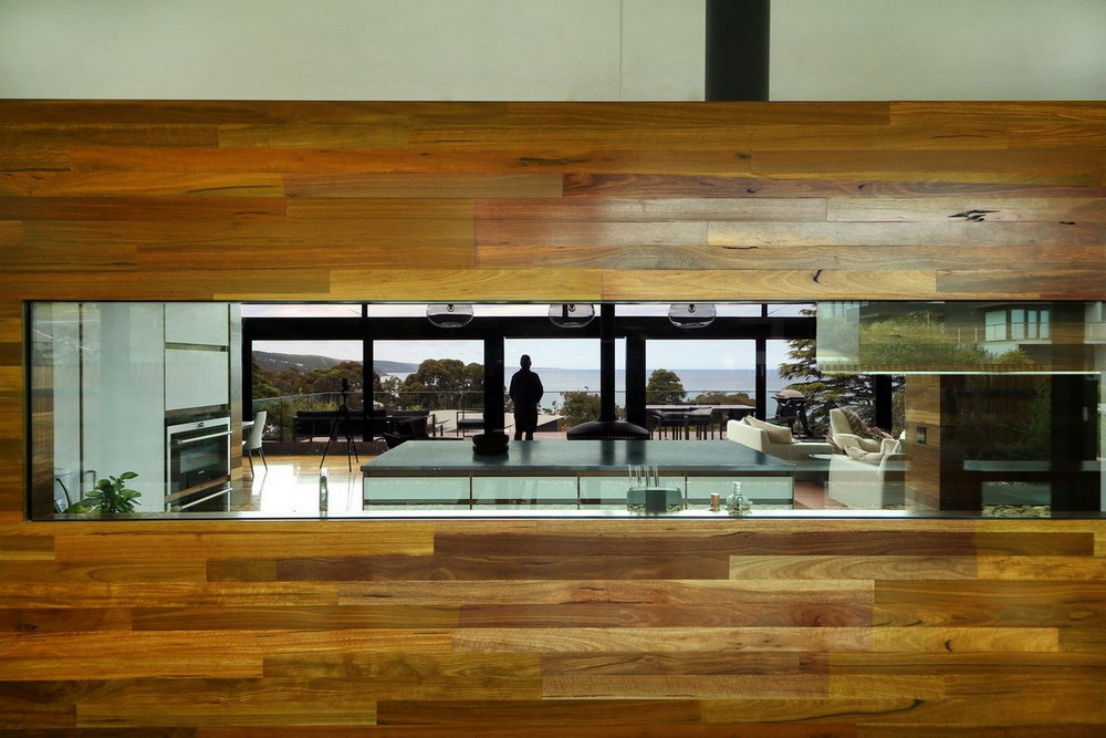 Реконструкция семейного дома на берегу океана