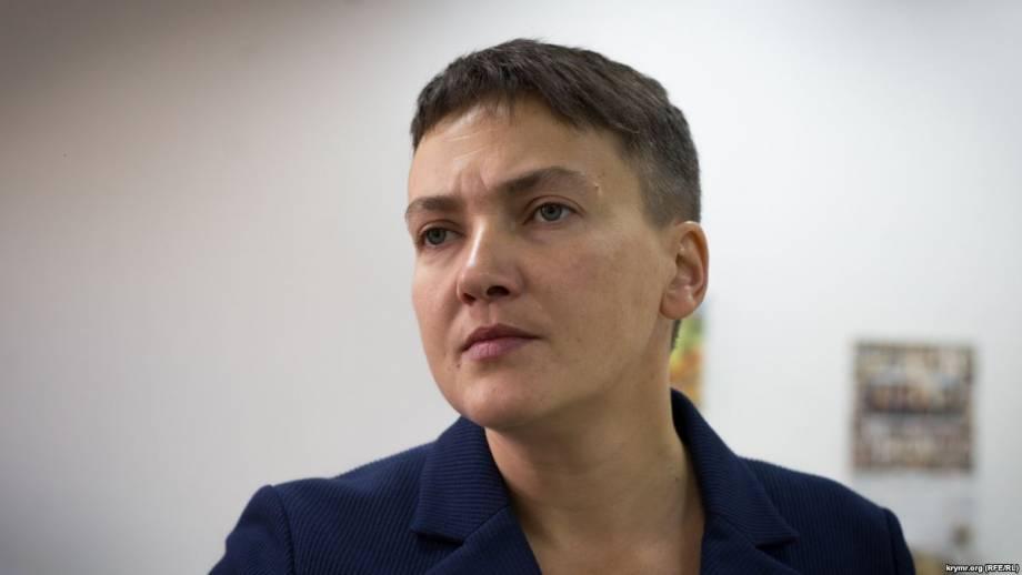 Комитет Рады поддержал представление ГПУ о привлечении к ответственности, задержание и арест Савченко