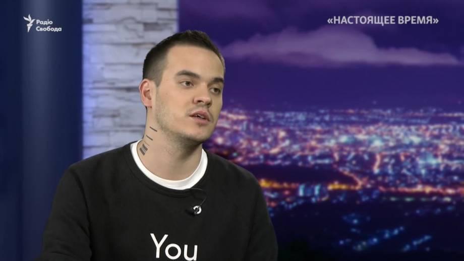 Российский журналист рассказал, как его обмацував Жириновский (видео)
