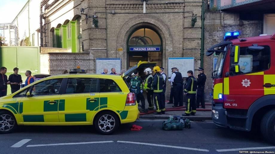 Взрыв в лондонском метро: 18-летнего беженца из Ирака приговорили к пожизненному заключению