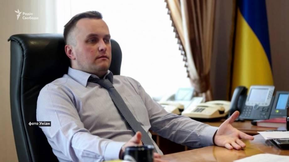 «Жучок» в кабинете Холодницького: зачем прослушивали прокурора