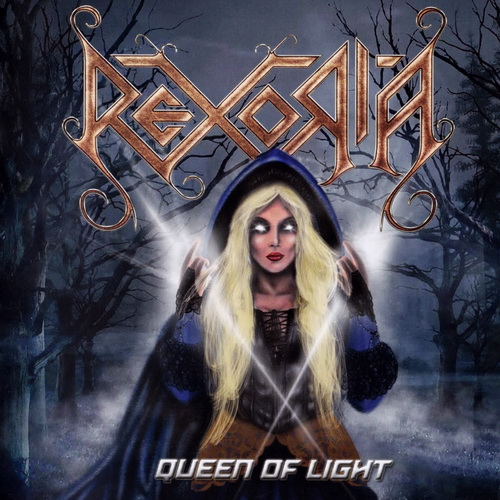 Rexoria - 2018 - Queen Of Light [Pride & Joy Music, PJM10971, Germany]