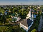 Церковь Успения Пресвятой Богородицы (1628 год) Алексеевского монастыря в Угличе..jpg