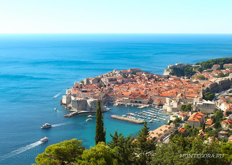 Дубровник считается самым дорогим городом Хорватии