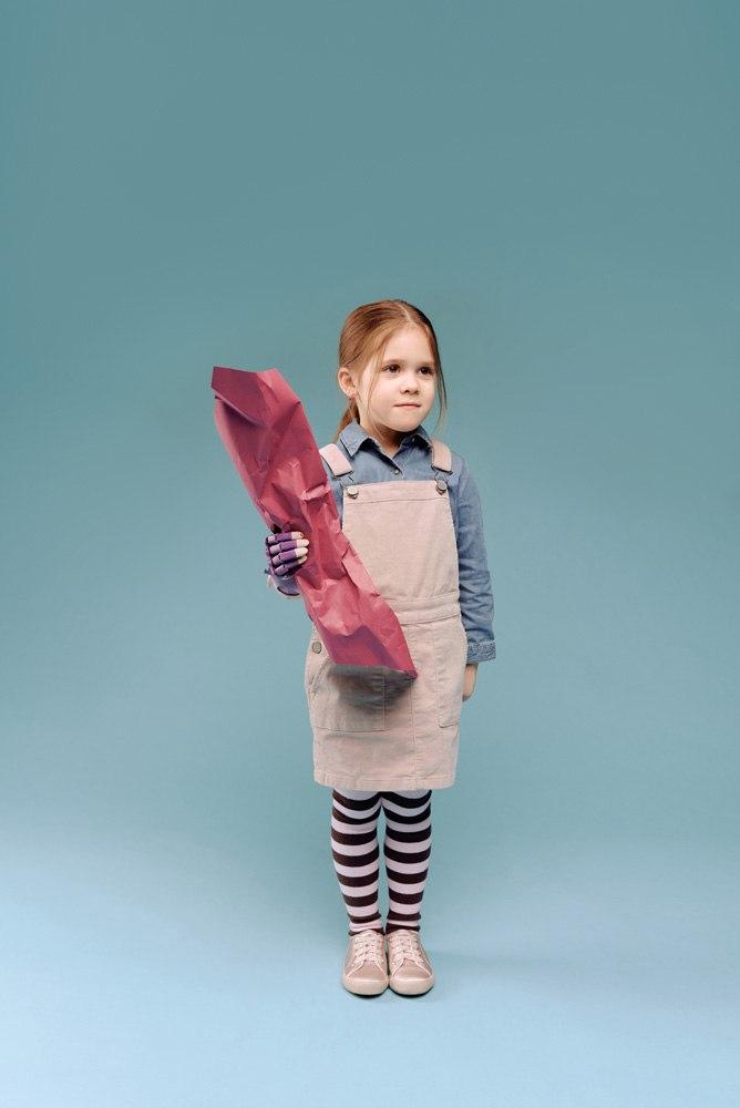 девочка инвалид протез рука Сколково Челябинск