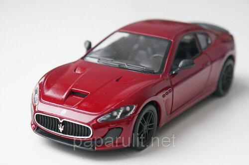 Kinsmart Maserati GranTurismo MC