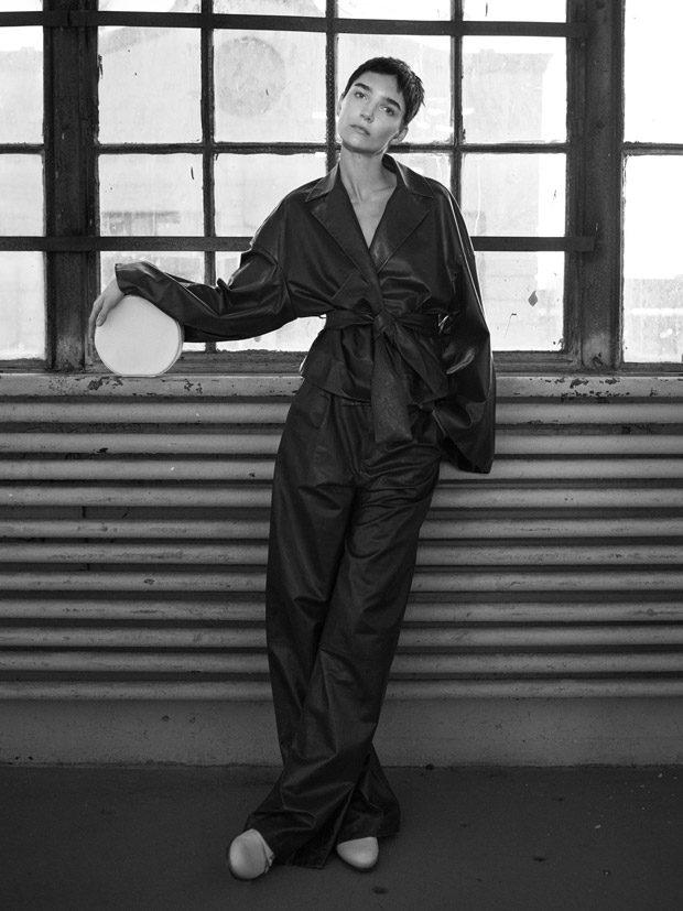 top model editorial EDITORIALS Fashion magazine Photography
