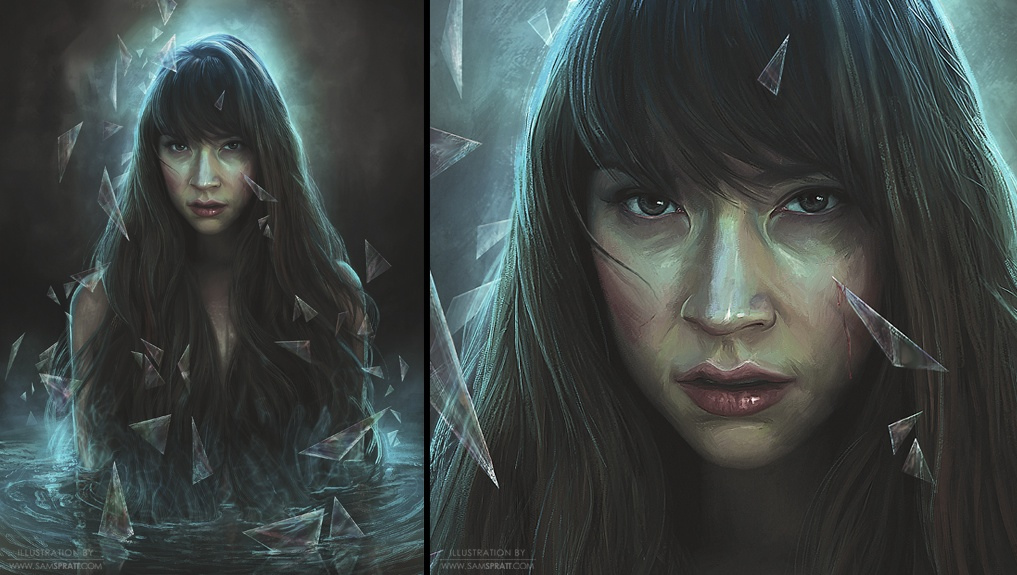 Illustrator - Sam Spratt