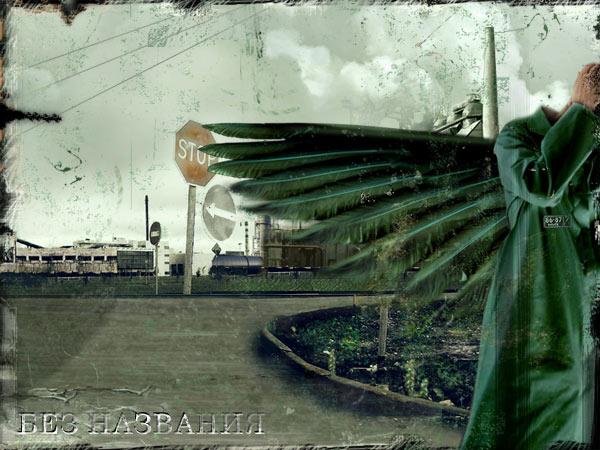 Green Avatar - Graphic Designer - Tatiana Kazakova