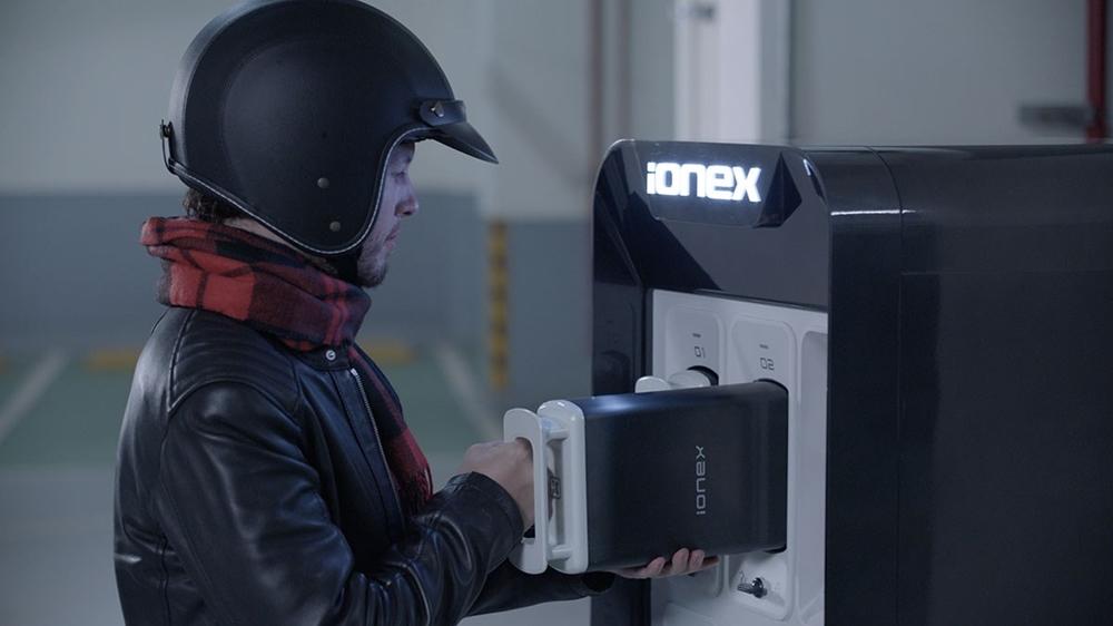 Электроскутер Kymco Ionex и экосистема зарядных станций
