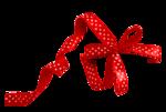Клипарт ленточки (красный)