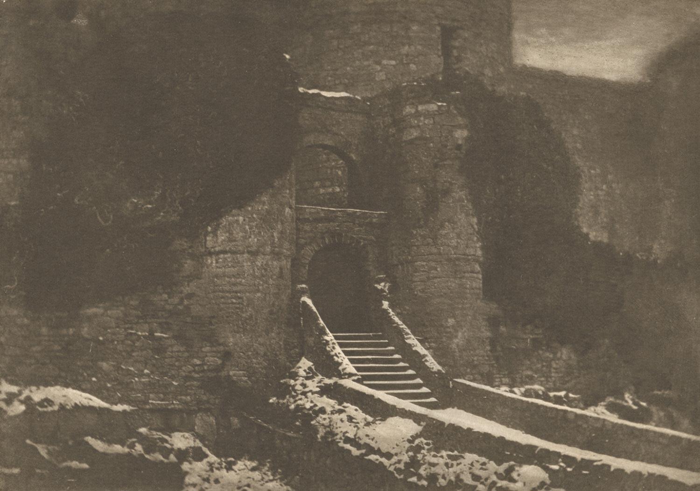 1909. Замок Харлех