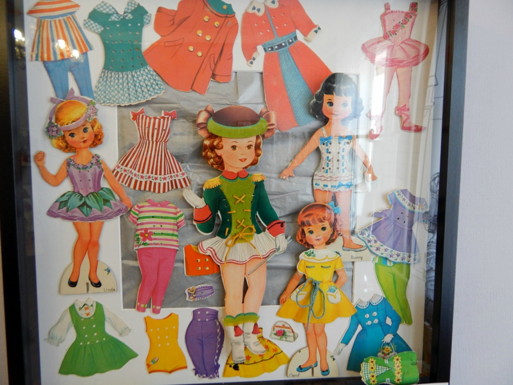"""Paper Doll World"" Part I Production, Merrill, who, doll, Shirley, dolls, 19201930e, reprint, Holden, governess, Temple, Irina, Merry, company, exposition, 1941, collections, children, costumes, paper"