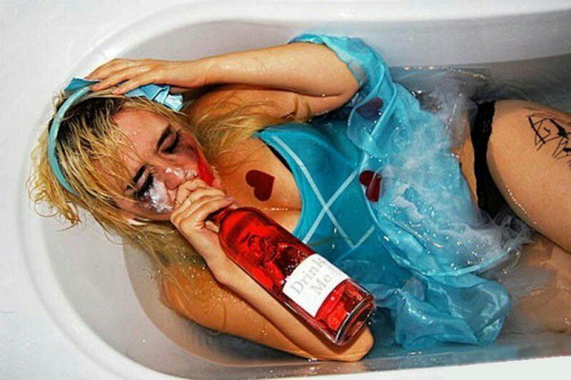 Картинка пьяных прикольная
