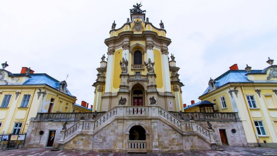 На реставрацию собора святого Юра во Львове выделено 20 миллионов гривен – правительство