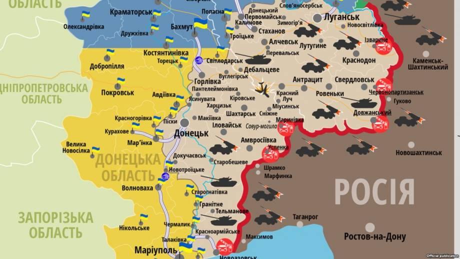 Боевики вторые сутки не нарушают режим прекращения огня – штаб
