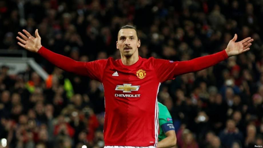 Футбол: «Манчестер Юнайтед» разорвал контракт с Ібрагімовічем
