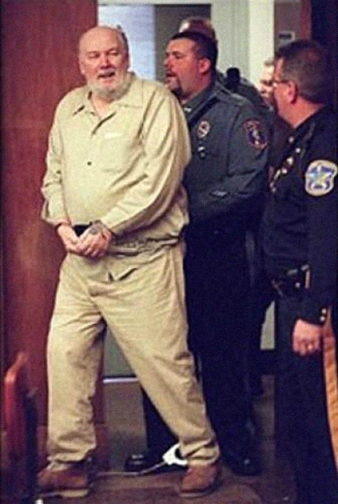 Ричард Куклински - серийный убийца