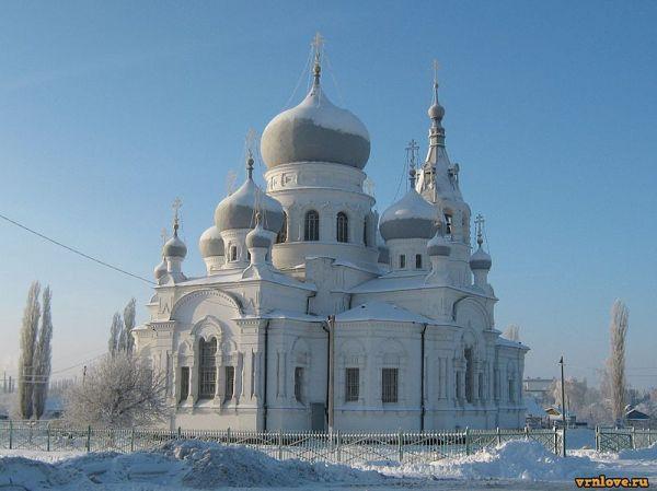 Фото зимой