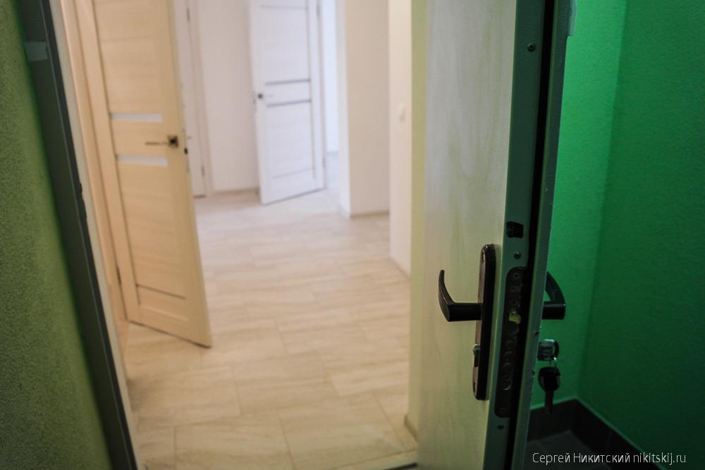 Тест-драйв первого дома по программе реновации
