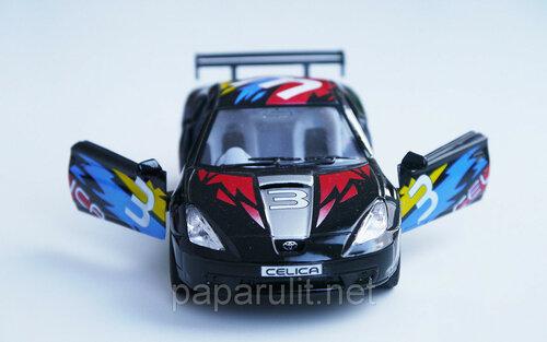 Kinsmart Toyota Celica Rally