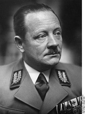Эрих Кох, гаулейтер «рейхскомиссариата Украина»