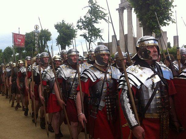 Наследие Древнего Рима