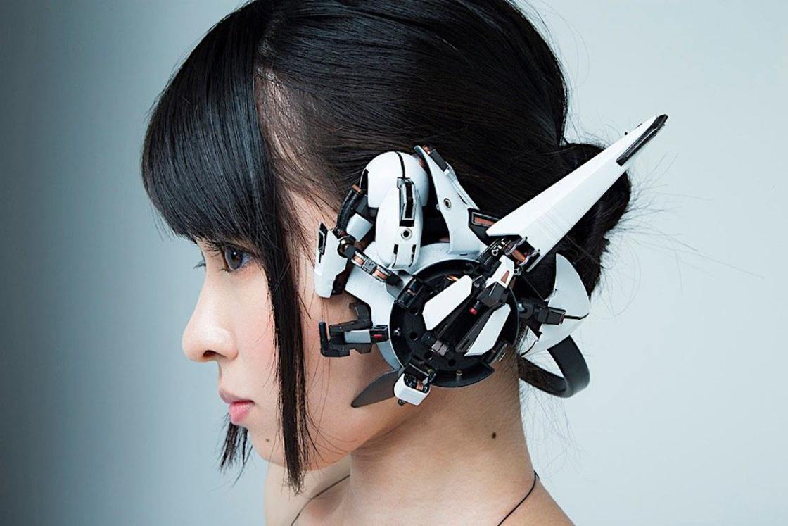 Cyberpunk – The impressive creations of Hiroto Ikeuchi