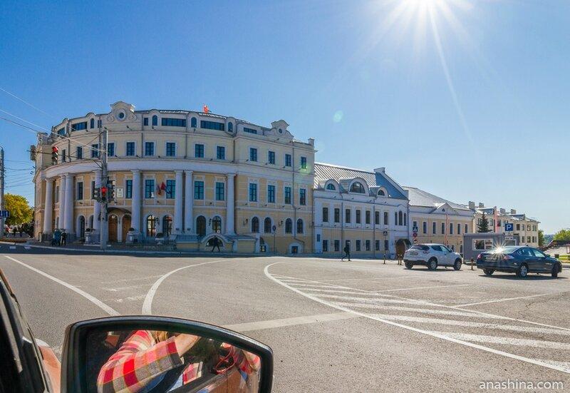 Дом Носовых, или «дом Рыбака», Калуга