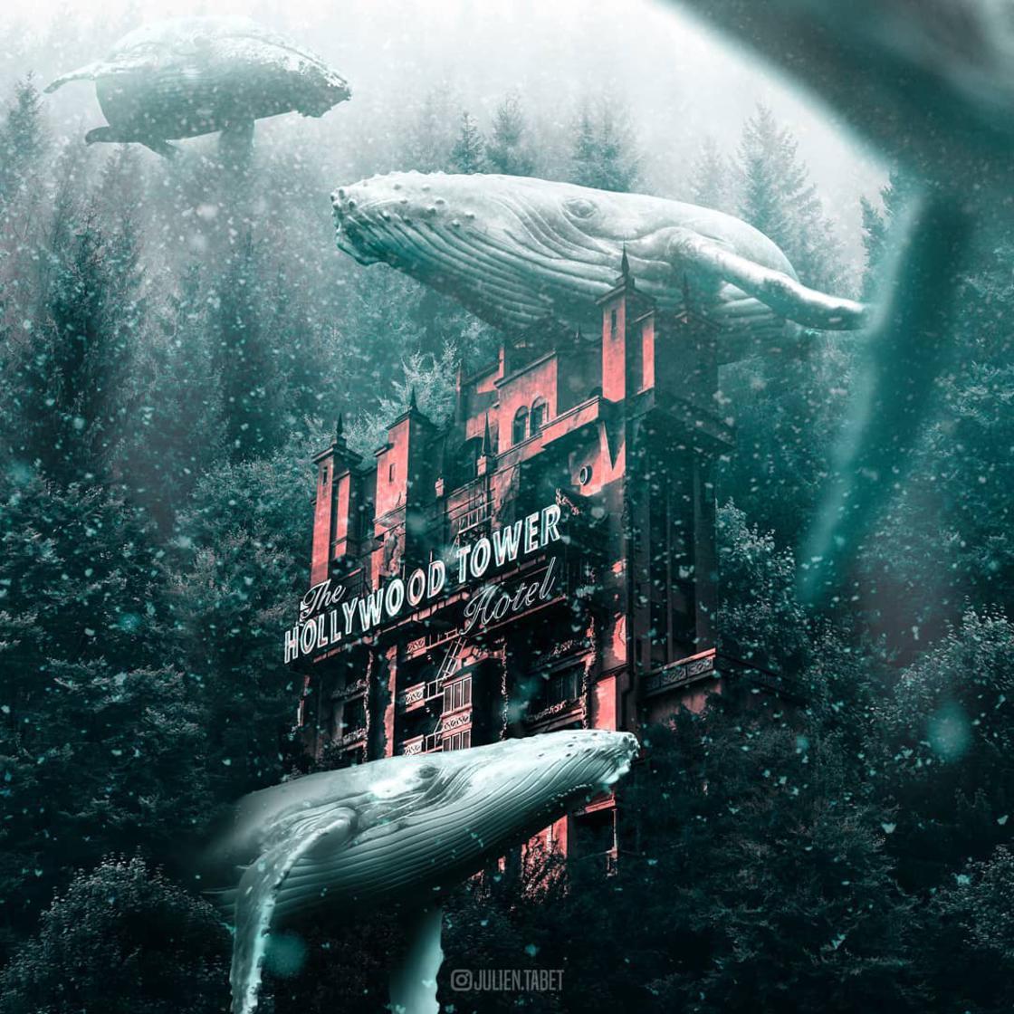 Animaux Fantastiques – Les creations surrealistes de Julien Tabet