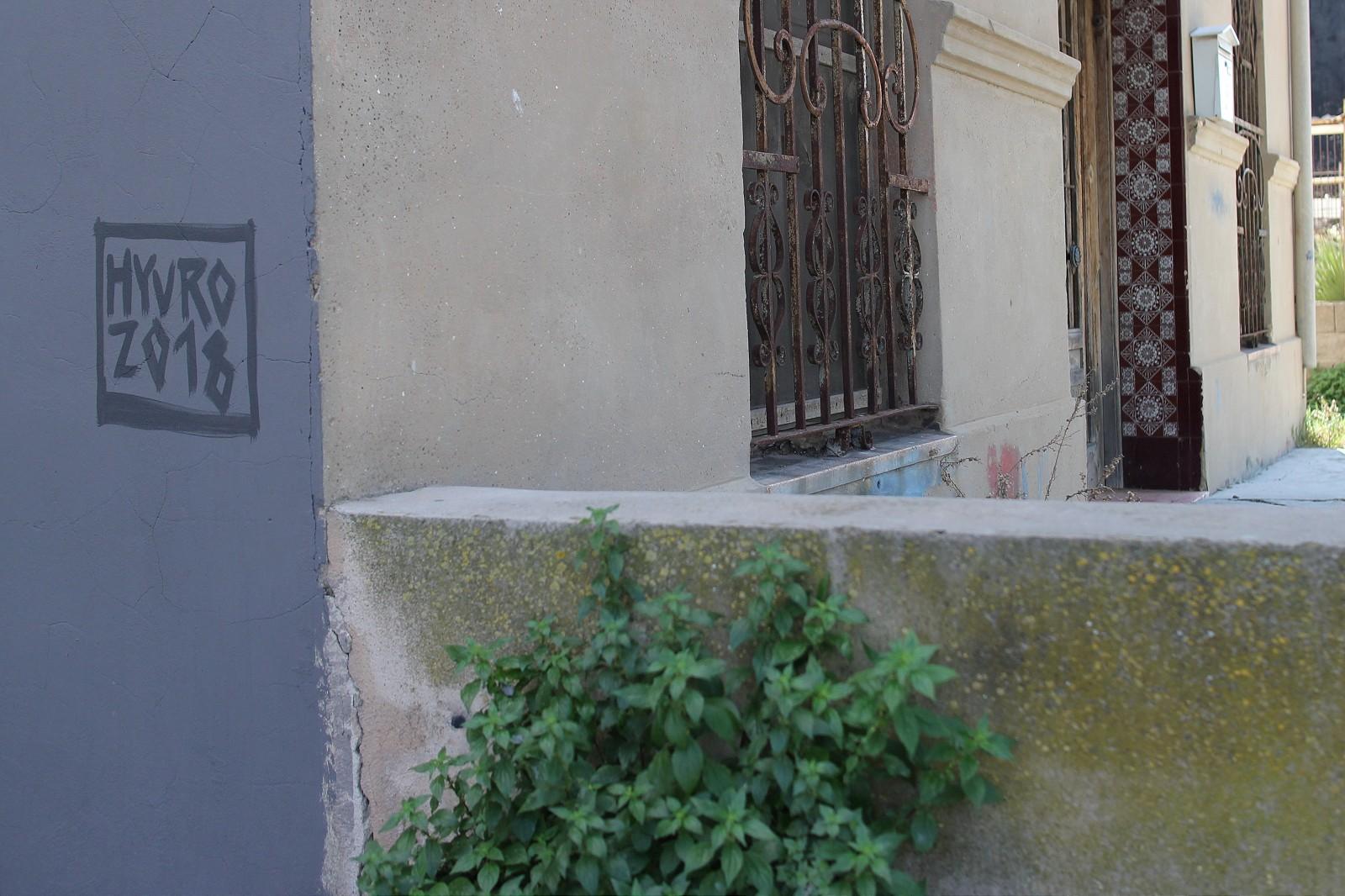 Streets: Sensemurs Project (Valencia, Spain)