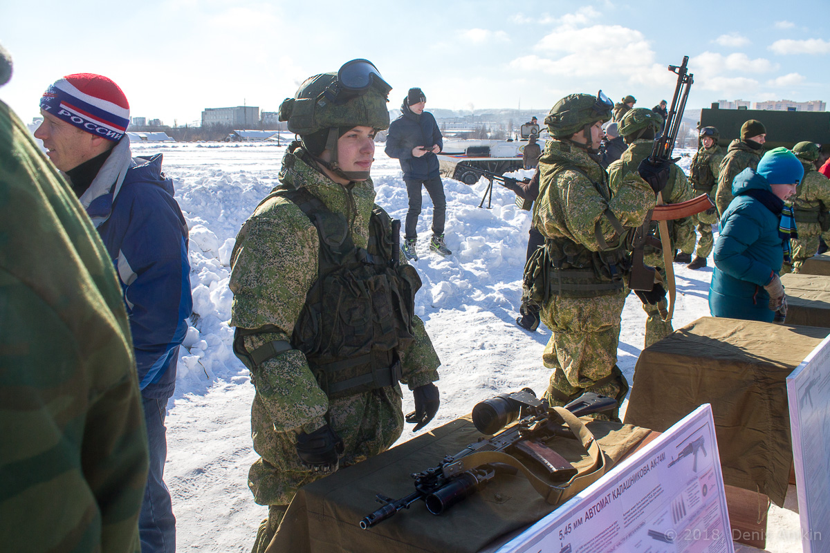 100-летие РККА на ипподроме фото 9