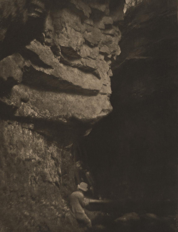 1910. Эскиз человека