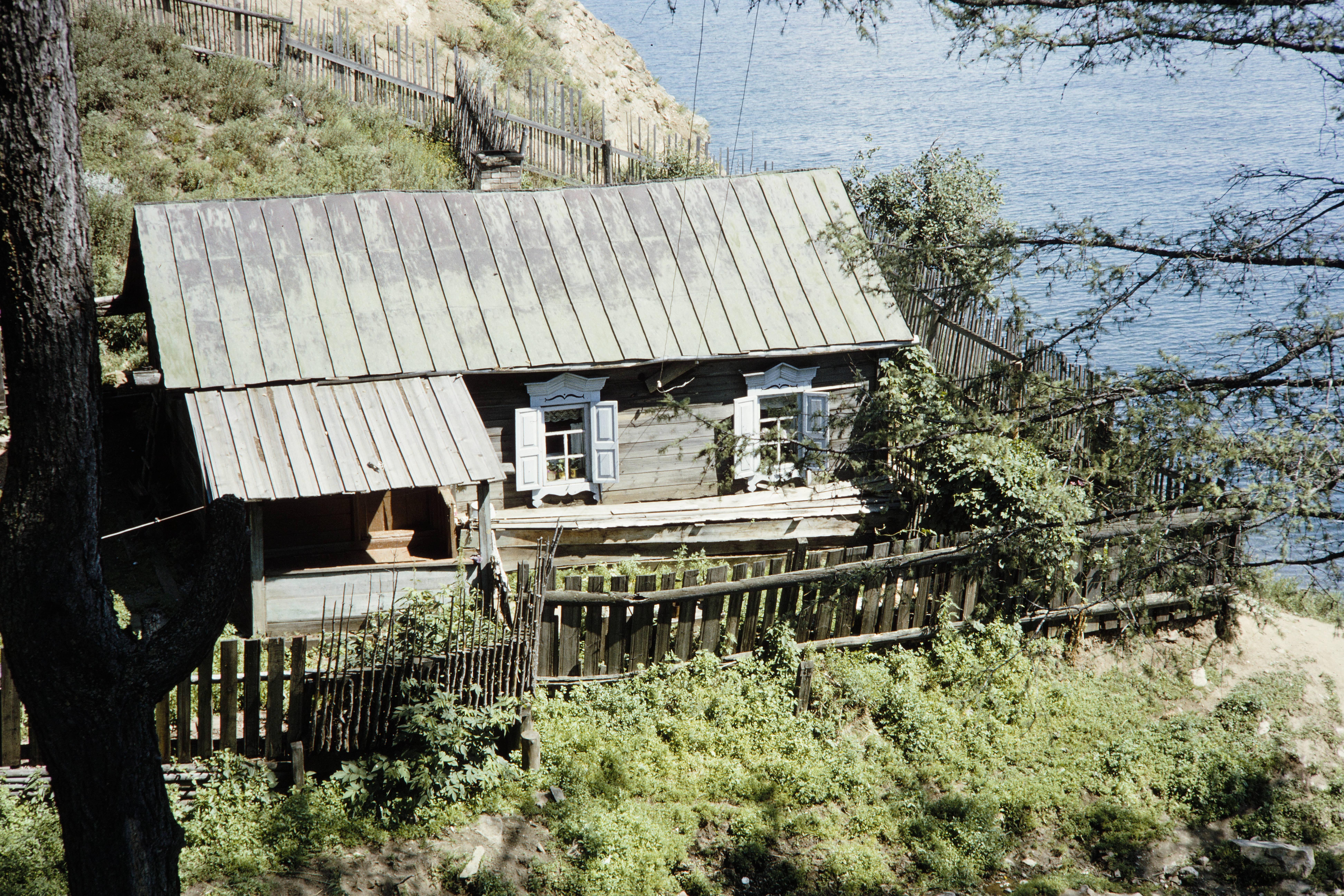 Дом на Партизанской