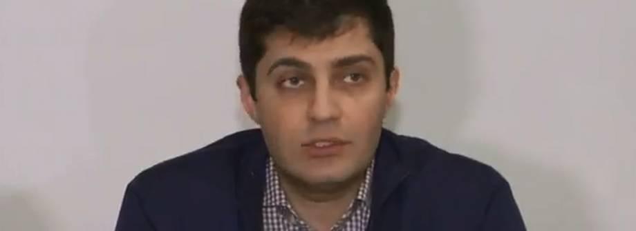 По указанию Порошенко пограничники месяц проходили обучение, чтобы не пустить Саакашвили в Украине - Сакварелидзе