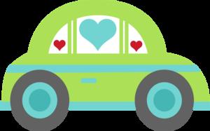 зеленые машинки