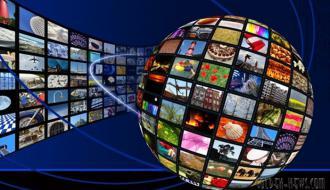 Открытки. С Всемирным днём телевидения. С праздником!