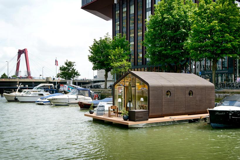 Голландия дом картон