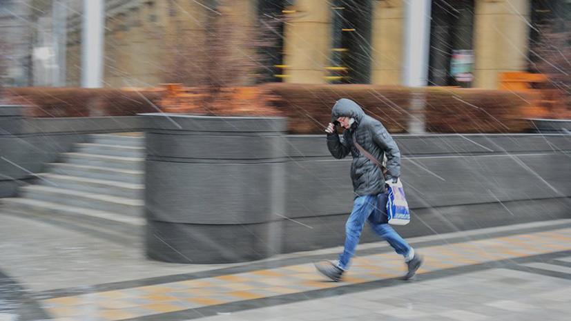 Синоптики проинформировали, когда в столице России растает снег