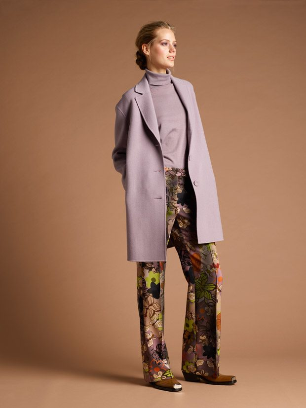 collections FW18 lookbooks Womenswear