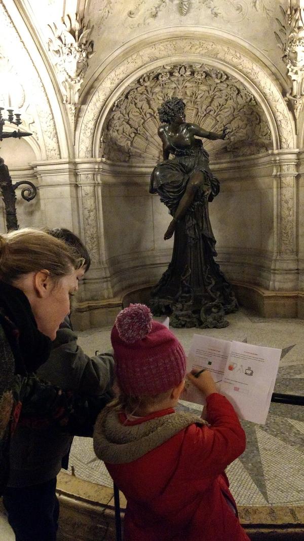 Парижско-оперное (21-01-2018)