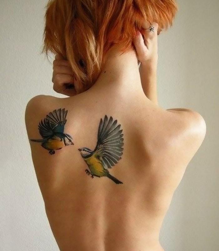 10 ideias incriveis de tatuagens inspiradas em passaros