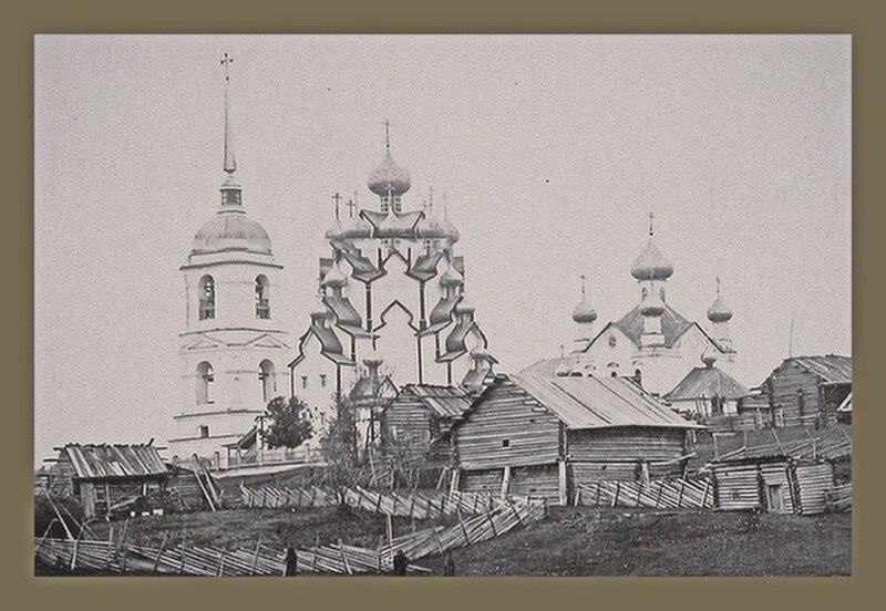 1865 церковь и колокольня Вытегорского погоста2.jpg