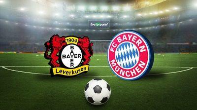 Байер – Бавария (12.01.2018) | Немецкая Бундеслига 2017/18 | 18-й тур